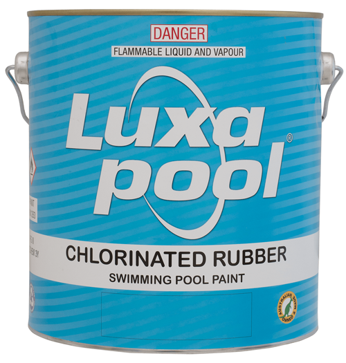 LUXAPOOL Chlorinated Rubber Paints