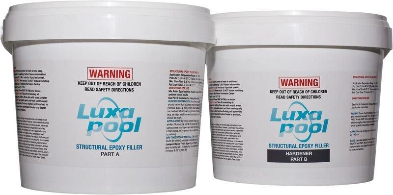 LUXAPOOL SEF (Structural Epoxy Filler)