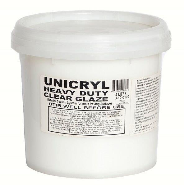 UNICRYL HD Clear Glaze