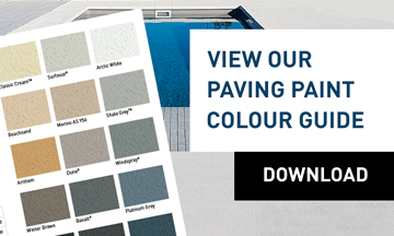 LUXAPOOL Poolside & Paving Colour Guide